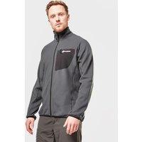 Berghaus Men's Kedron Fleece, Grey/DGY
