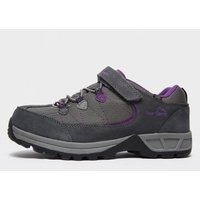 Peter Storm Kids' Harwood II Low Hiking Shoes, Grey/LGY