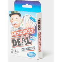 Hasbro Monopoly Deal Card Game, Multi/DEAL