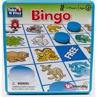 Interplay Take N Play Bingo - Multicolour, MULTICOLOUR