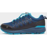 Marmot Women's Trail Shoe, Blue/BLU
