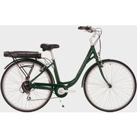 Compass Classic Electric Town Bike, Green/GRN