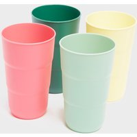 Eurohike Picnic Tumblers (4 Pack) - Multi/Ted, Multi/TED