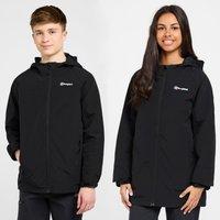 Berghaus Kids Bowood Waterproof Jacket  Black