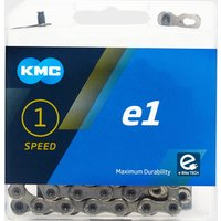Kmc Chains E1 e-Bike Chain, Silver