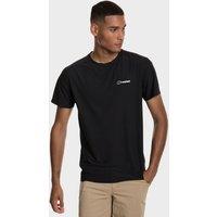 Berghaus Mens 24/7 Tech T-Shirt - Blk/Blk, BLK/BLK