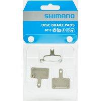 Shimano B01S DISC Brake Pads, Brown