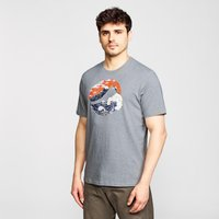 Montane Men's Great Mountain T-Shirt, GREY/GREY