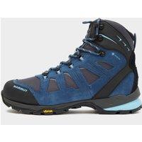 Mammut Women's T Aenergy High GORE-TEX Walking Boots, Blue/DBL