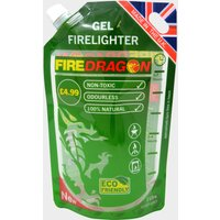 Fire Dragon Gel Fuel (1 Litre), Green/NO