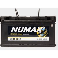 NUMAX XDC25AGM 12V 95Ah Sealed Leisure Battery, Black/NO