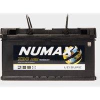 NUMAX XDC25AGM 12V 95Ah Sealed Leisure Battery, Black