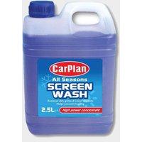 Carplan All Seasons Car Screenwash, Blue/Blue