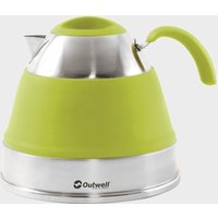 Outwell Collapsible Kettle 2.5L, Green/LME
