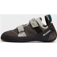 Scarpa Men's Origin V2 Climbing Shoes, Grey/Grey