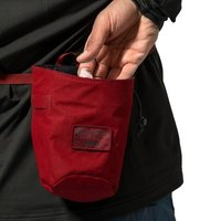 Montane Finger Jam Chalk Bag, Red/Red