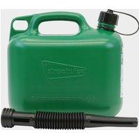 Streetwize 5l Fuel Can (unleaded Petrol)  Green