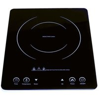 STREETWIZE Low Wattage Induction Cooker, Black