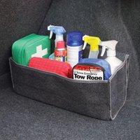 Streetwize Universal Compartment Boot Tidy - Black/Grey, Black/Grey