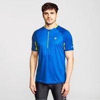 Dare 2B Dare 2b Men's Aces Half-Zip Cycling Jersey, BLUE/BLUE