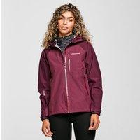 Montane Womens Gravity Gore-Tex Jacket, Red