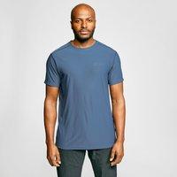 Berghaus Mens 24/7 Tech T-Shirt - Blue, Blue