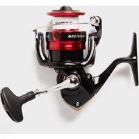 Shimano Sienna Fg C3000 Fishing Reel - Black, Black