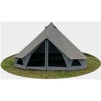 Quest Adventurer 5m Bell Tent, Grey/GRY