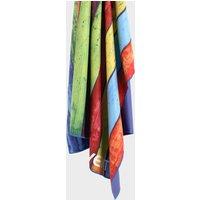 Lifeventure TREK TOWEL - BEACH, Multi Coloured