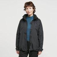 Peter Storm Womens Lakeside 3 In 1 Jacket - Black, Black