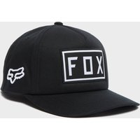 Fox Drive Train Snapback, Black