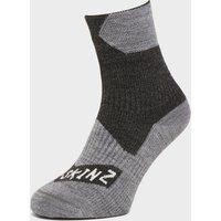 Sealskinz Waterproof All Weather Ankle Sock - Black/Blk, Black/BLK
