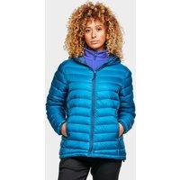 Peter Storm Womens Packlite Alpinist Jacket, Blue