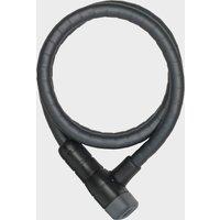 Abus Steel-O-Flex Microflex 6615K Cable Lock - Black, Black