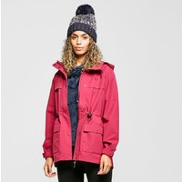Brasher Women's Autumn Parka, Pink/AUB