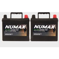 NUMAX 'Fit One, Charge One' Battery Charger Kit, Black/BLK