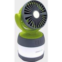 Outdoor Revolution 3-in-1 Lumi-Fan Lantern, Green/FAN