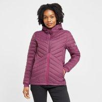 North Ridge Womens Journey Insulated Jacket - Pink, Pink