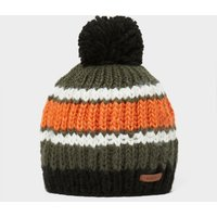 Barts Men's Dillen Beanie, Grey/Orange