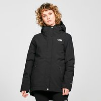 The North Face Womens Inlux Insulated Jacket - Black/Blk,