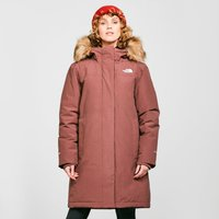 The North Face Women's Artic Ii Parka - Pink-Pur, Pink-PUR