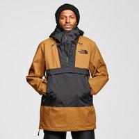 The North Face Mens Silvani Ski Jacket - Yellow/Tan, Yellow/TAN