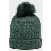 Alpine Women's Josie Bobble Hat, Green/GRN
