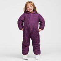 Peter Storm Kids' Snuggle Suit, Purple