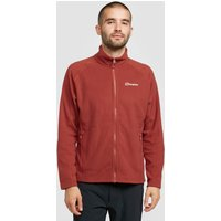 Berghaus Mens Hartsop Full-zip Fleece  Red
