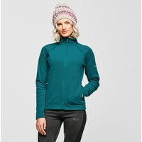 Berghaus Womens Hartsop Full-zip Fleece  Green