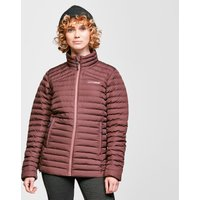 Berghaus Womens Nula Insulated Jacket - Red, Red