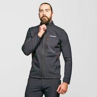 Berghaus Mens Ghlas 2.0 Softshell Jacket  Black