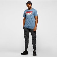 Fox Mens Far Out T-Shirt - Blue/Blu, Blue/BLU