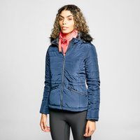 Regatta Womens Westlynn Short Quilted Jacket - Navy/Navy, Navy/Navy